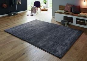 Astra - Golze koberce Kusový koberec Savona 180040 Anthracite - 67x130 cm