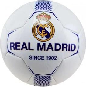 Futbalová lopta REAL MADRID White (veľkosť 5) REAL MADRID REA1219x