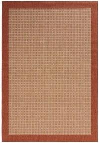 Hanse Home Collection koberce Kusový koberec Natural 102717 Terracotta - 80x150 cm