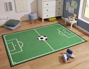 Zala Living - Hanse Home koberce Kusový koberec Luna 102657 Grün - 100x140 cm
