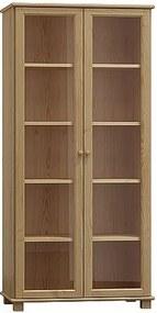AMI nábytok vitrína č.14 borovice