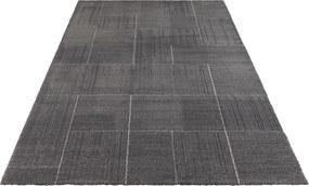 ELLE Decor koberce Kusový koberec Glow 103653 Dark grey/Cream z kolekce Elle - 80x150 cm