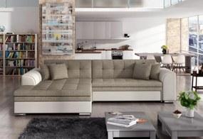 Expedo Rohová rozkladacia sedačka PALERMO, 294x80x196 cm, inari 23/soft 33, lavá