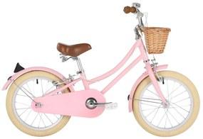 "Bicykel Bobbin Gingersnap 16"" ružový"