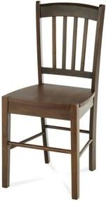 Sconto Jedálenská stolička ANNA orech