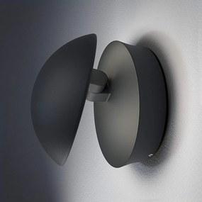 Osram Osram - LED Vonkajšie nástenné svietidlo ENDURA LED/13W /230V IP44 čierna P22534