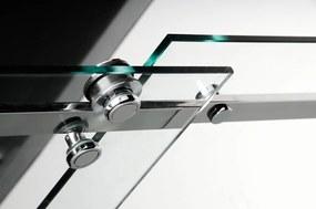 GELCO - DRAGON sprchové dvere 1200mm, číre sklo (GD4612)