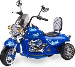 carero Elektrická motorka Toyz Rebel blue Modrá