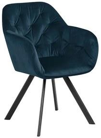 Lola stolička modrá