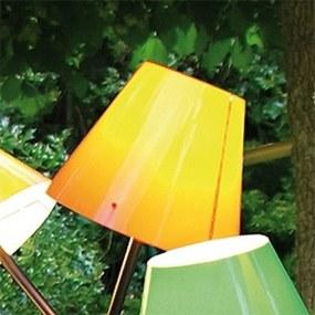 Oranžové tienidlo vonkajšie svetlo OCTOPUS OUTDOOR