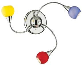 Ideal Lux - Bodové svietidlo 3xE14/40W/230V