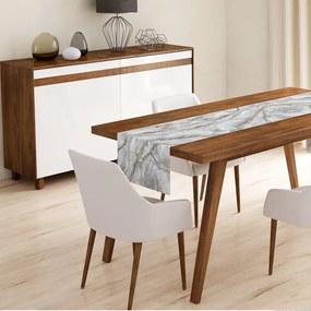 Behúň na stôl z mikrovlákna Minimalist Cushion Covers Cassia, 45 x 145 cm