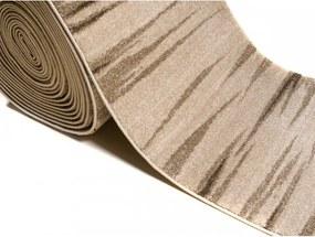 Behúň Piesok béžový 2, Šířky běhounů 80 cm