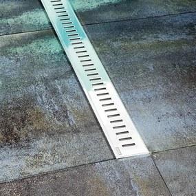 RAVAK ZEBRA 850 odtokový žľab - plast X01434