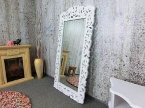 (2563) BEAUTY biele veľké zrkadlo