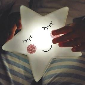Sass & Belle Nočné LED svetlo do detskej izbičky Hviezda