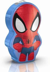 LED detská baterka dotyková Philips SPIDER-MAN 1x0,3W