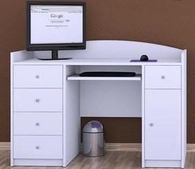 MAXMAX Detský písací stôl HAPPY bez motívu - TYP 1