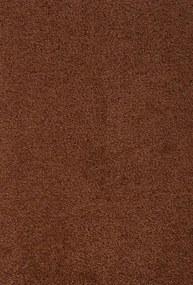 Betap koberce Běhoun Eton 2019-97 hnědý - šíře 200 cm s obšitím