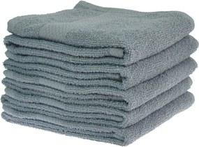 Detský uterák bavlnený 30x50cm sivý EMI