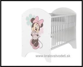 Detská postieľka Minnie - Disney