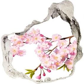 Samolepiaca nálepka fototapeta Divoká ruža WallHole-75x75-piask-139376728