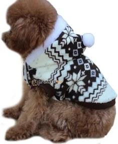 PETOP Zateplený sveter pre psov Rover L