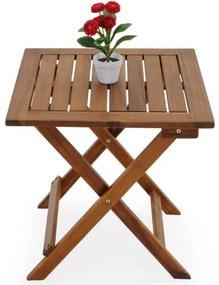 InternetovaZahrada - Záhradný stolík 46x46