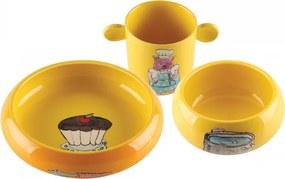 Lunasol - Detský porcelánový set – Rosie -3 ks (450504)