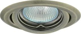 Podhledové bodové svítidlo Kanlux Argus CT-2115-BR/M