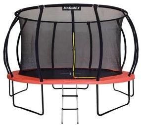 Marimex | Trampolína Marimex PREMIUM 457 cm + vnútorná ochranná sieť + schodíky ZDARMA | 19000070
