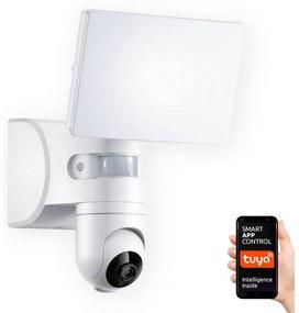 Kobi LED Reflektor so senzorom a kamerou LED/23W/230V IP44 Wi-fi Tuya KB0133