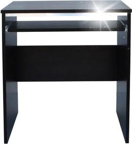 Kancelársky stôl počítačový šírka 69 cm - Dub lancelot