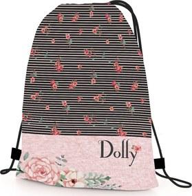 Karton P+P Vrecko na cvičky Dolly