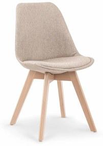 HALMAR K303 jedálenská stolička béžová