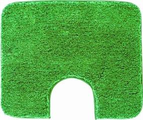 GRUND Kúpeľňová predložka LEX zelená Rozmer: 50x60 cm
