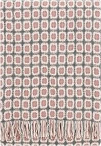 Vlnená deka Corona 130x170, ružová Lapuan Kankurit