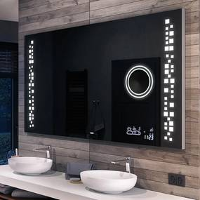 Artforma Zrkadlo s LED podsvietením L38