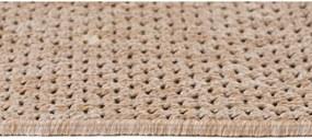Kusový koberec Boby svetlo béžový, Velikosti 80x150cm