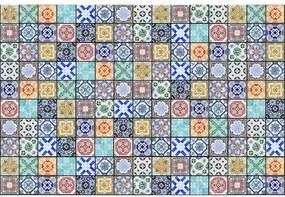 Dimex SK Fototapeta Vintage mozaika MS-0276, 3 rôzne rozmery XL - š-375 x v-250 cm