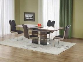 Luxusné jedálenský stôl Loora, sivý