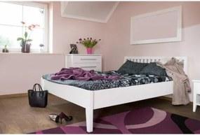 Spálňa Venice 5D, biela, masív, borovica