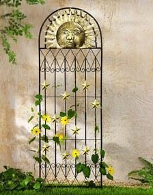 Mriežka na popínavé rastliny Slnko