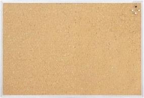 Korková tabuľa Magnetoplan 120 x 90 cm