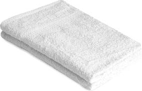 Detský uterák Mini 30 x 30 cm biely