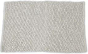 TODAY Koupelnová předložka 50x80 cm Ivoire - krémová