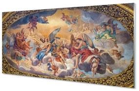 Nástenný panel Rím Angels Image 125x50cm