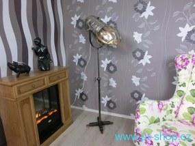 (1234) SILENT HAIR LAMP - Dizajn retro lampa