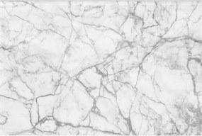 Vliesové fototapety, rozmer 375 cm x 250 cm, mramor biely, DIMEX MS-5-0178