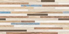 Dekor Rako Board viacfarebná 30x60 cm mat DDPSE467.1